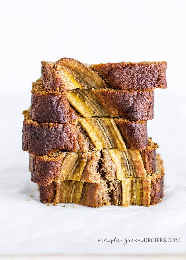 1 Bowl Vegan Gluten-free Banana Bread