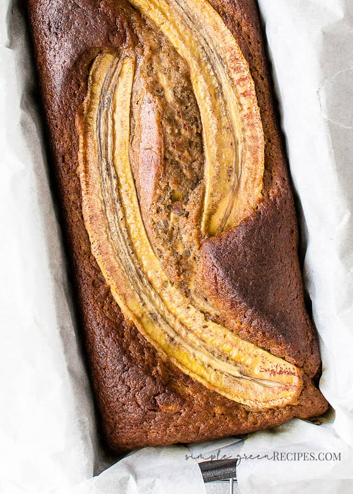 7 Ingredient Gluten-free Banana Bread