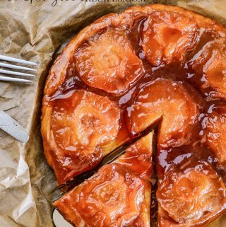 Easy Apple Tarte Tatin Recipe