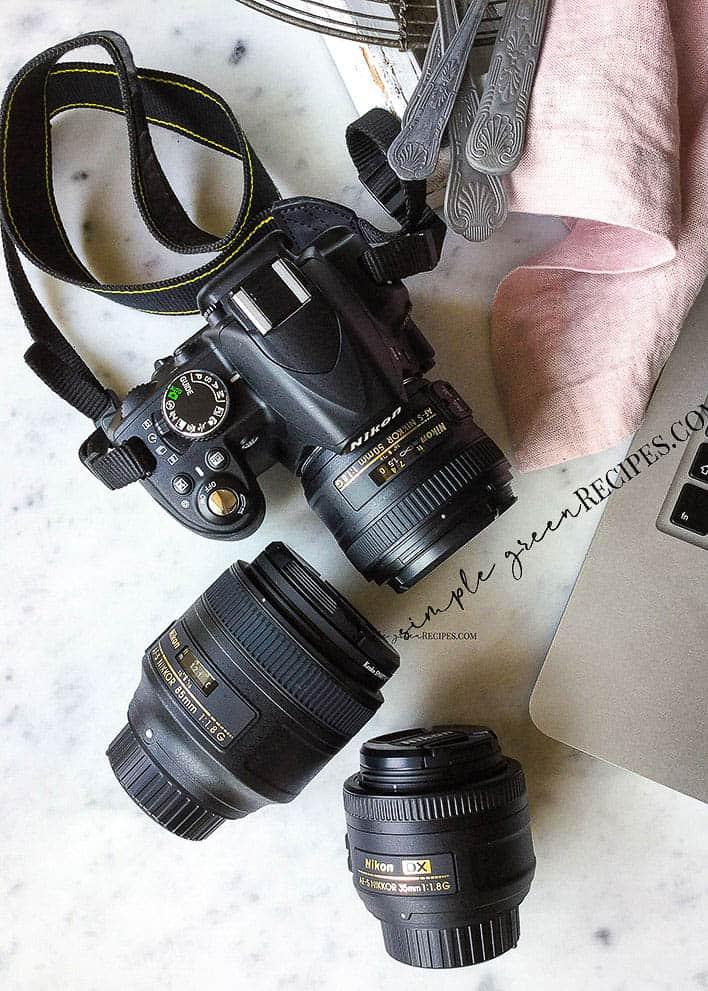 My Food Photography Equipment FI