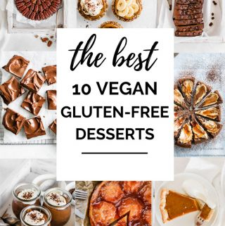 10 Best Vegan Gluten-free Dessert Recipes
