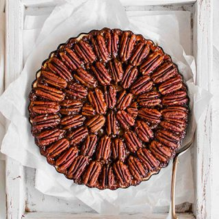 Vegan Pecan Pie